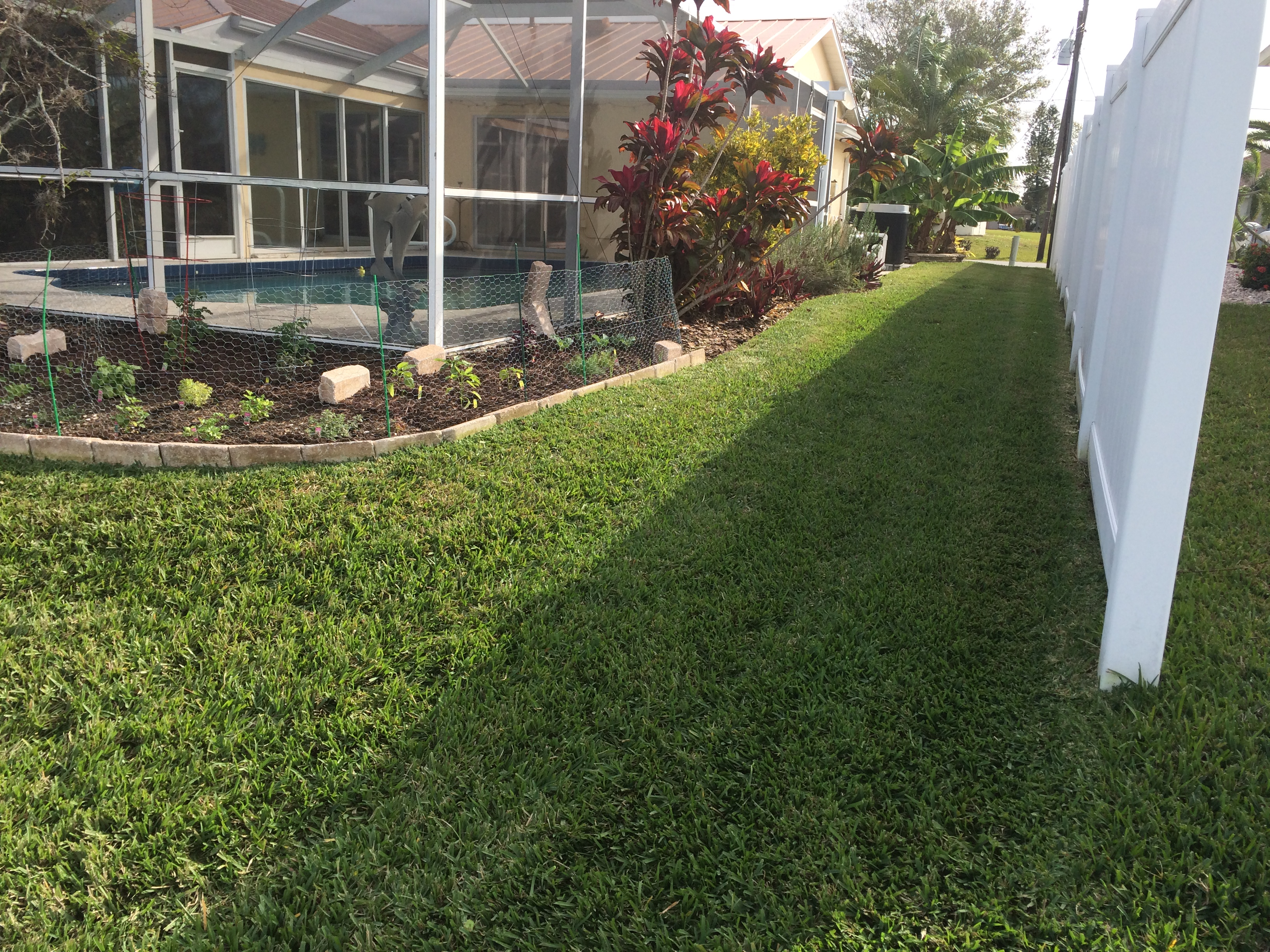 Lawn Care Amp Landscaping Images North Port Florida